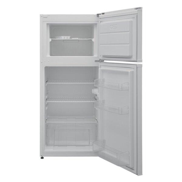 Хладилник с горна камера Crown GN 2303 , 168 l, A+ , Бял , Статична