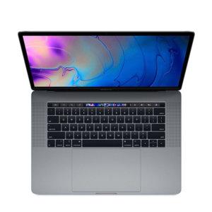 "Ноутбук APPLE MACBOOK PRO 15"" 512GB TOUCHBAR MR942"