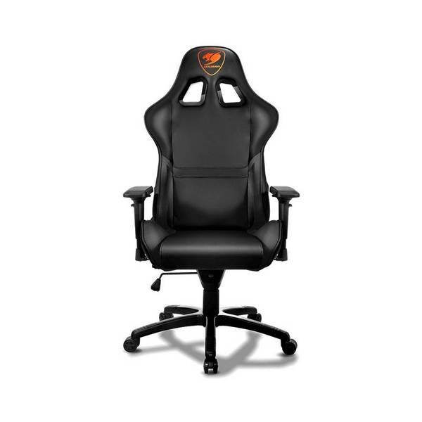 Геймърски стол COUGAR ARMOR BLACK CG3MARBNXB0001