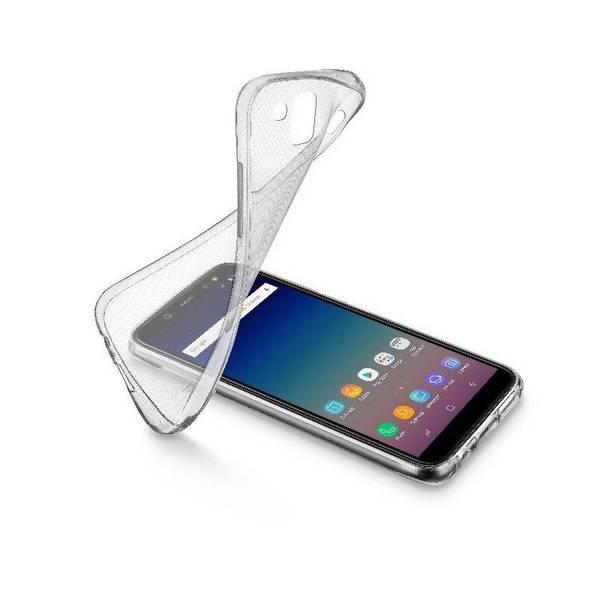 Калъф за смартфон Cellularline SOFT SAMSUNG GALAXY J6 2018 ПРОЗРАЧЕН