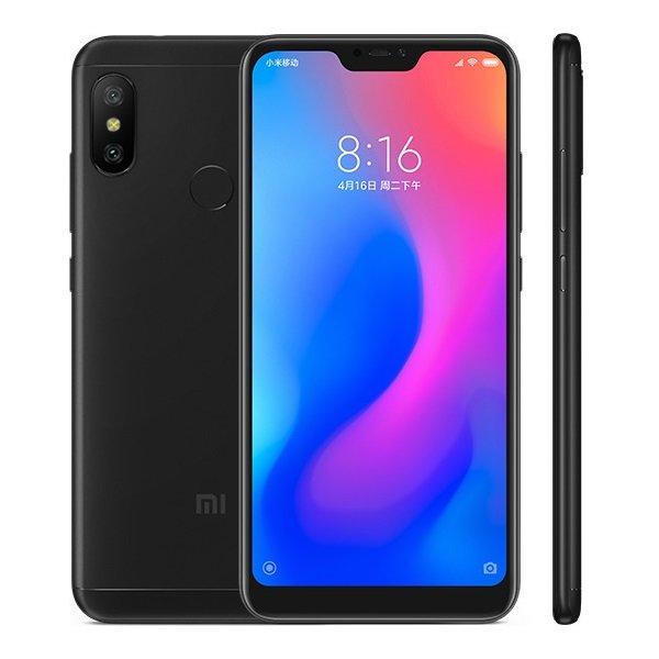 Мобилен телефон Xiaomi MI A2 LITE BLACK MZB6412EU