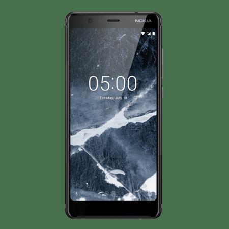 Мобилен телефон Nokia 5.1 DUAL SIM BLACK