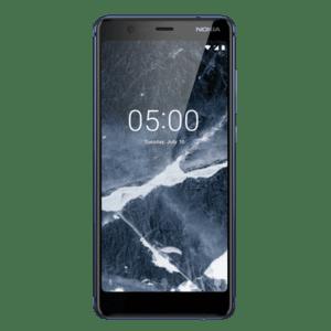 Мобилен телефон Nokia 5.1 DUAL SIM BLUE
