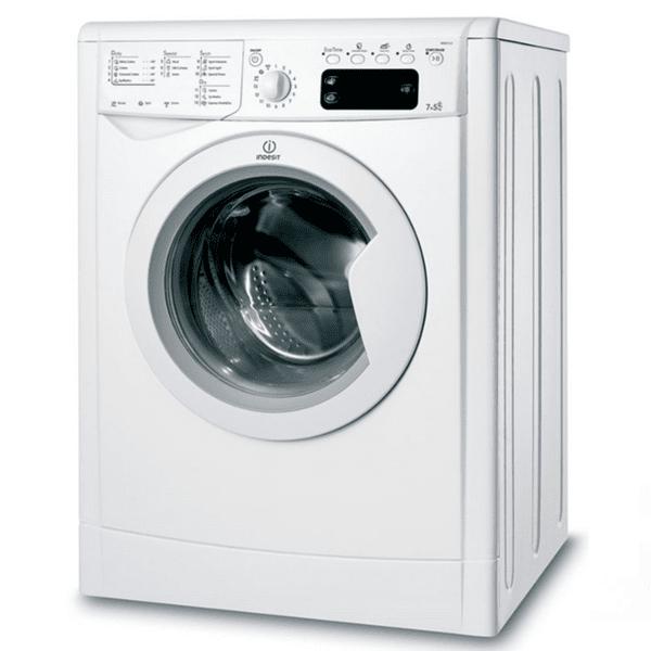 Пералня със сушилня Indesit EWDD 7125W