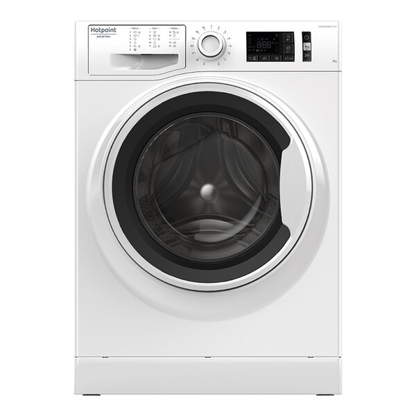 Пералня Hotpoint-Ariston NM11 744 WW A EU *** , 1400 об./мин., 7.00 kg, A+++ , Бял