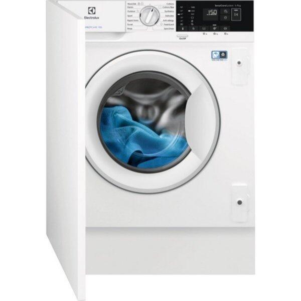 Вградена пералня Electrolux EW7F447WI , 1400 об./мин., 7.00 kg, A+++ , Бял