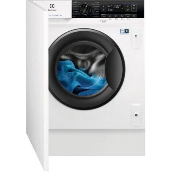 Вградена пералня Electrolux EW7W368SI , 1600 об./мин., 4 kg, 8.00 kg, D , E , Бял