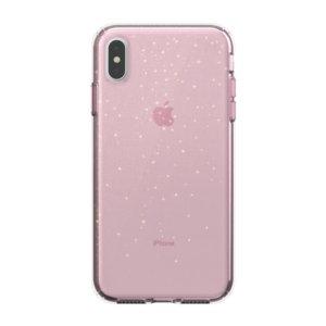 Калъф за смартфон Speck IPHONE XS MAX GLITTER PINK 117112-6603