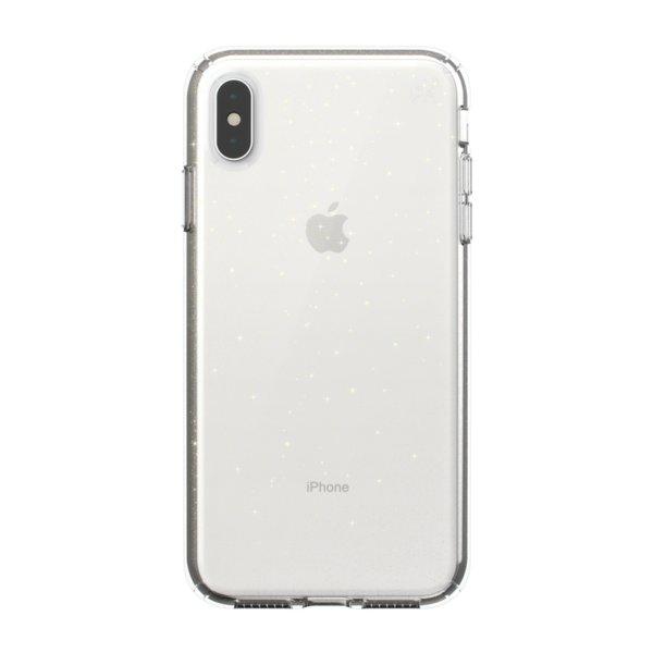 Калъф Speck IPHONE XS MAX GLITTER CLEAR 117112-5636