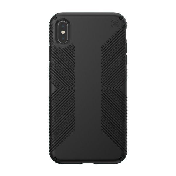 Калъф Speck IPHONE XS MAX GRIP BLACK 117106-1050