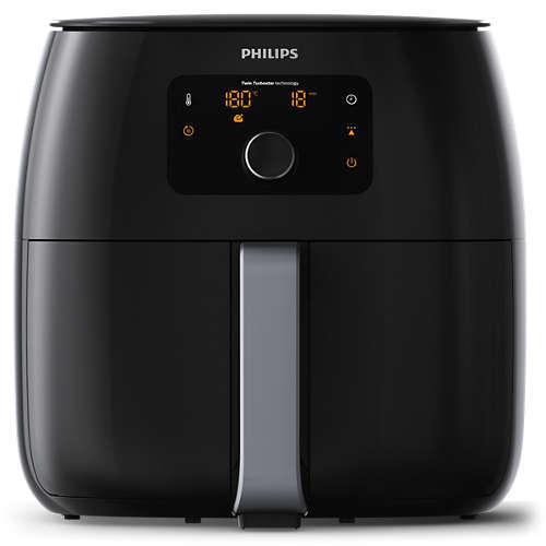 Уред за здравословноготвене Philips HD9650/90