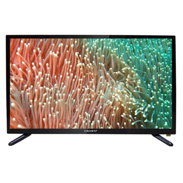 Телевизор Crown 2433T2 , 1366x768 HD Ready , 24 inch, 60 см, LED