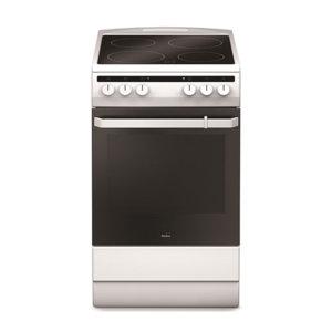 Готварска печка (ток) AMICA 508CE2.30EHP(W) , 500/850/600 ш/в/д mm, 65 литра , Керамични