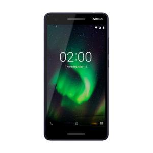 Мобилен телефон Nokia 2.1 DUAL SIM BLUE/SILVER