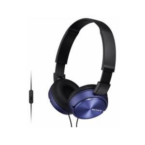 Слушалки с микрофон Sony MDR ZX310APL