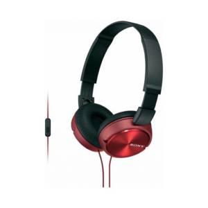 Слушалки с микрофон Sony MDR ZX310APR
