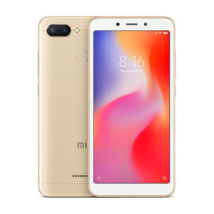 Мобилен телефон Xiaomi REDMI 6 DS GOLD 64/4 MZB6607EU