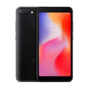 Мобилен телефон Xiaomi REDMI 6 DS BLACK 64/4 MZB6701EU