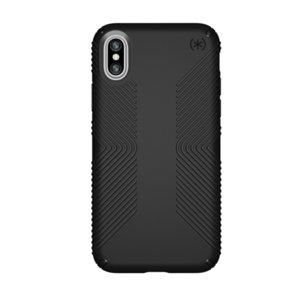 Калъф за смартфон Speck IPHONE X/XS GRIP BLACK 117124-1050