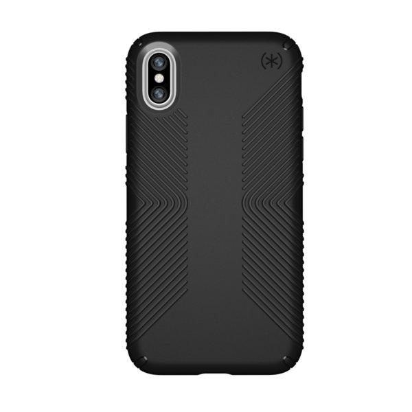 Калъф Speck IPHONE X/XS GRIP BLACK 117124-1050