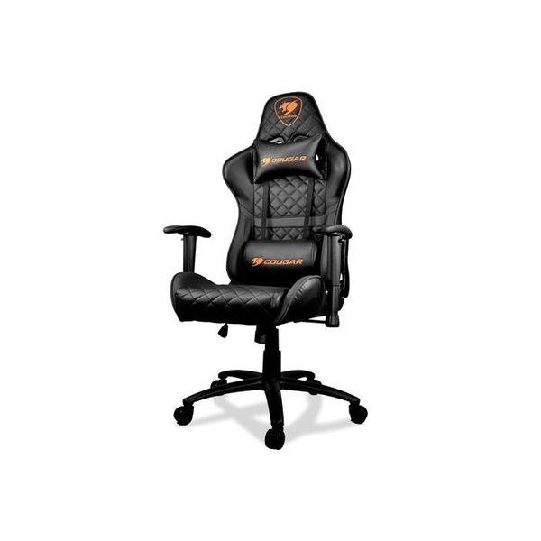 Геймърски стол COUGAR ARMOR ONE BLACK CG3MAOBNXB0001