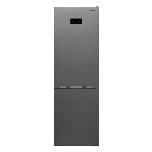 Хладилник с фризер Sharp SJ-BA10IHXL1*** , 324 l, A+ , No Frost , Инокс