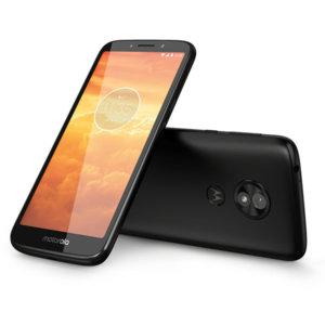 Мобилен телефон Motorola MOTO E5 PLAY DS BLACK