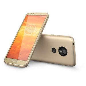 Мобилен телефон Motorola MOTO E5 PLAY DS GOLD