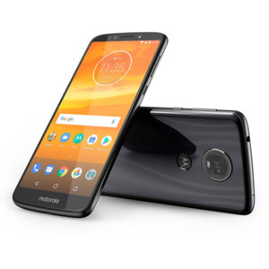 Мобилен телефон Motorola MOTO E5 PLUS DS GRAY