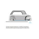 Прахосмукачка Finlux РОБОТ SMART ROBOT PRO-750 WINDOW