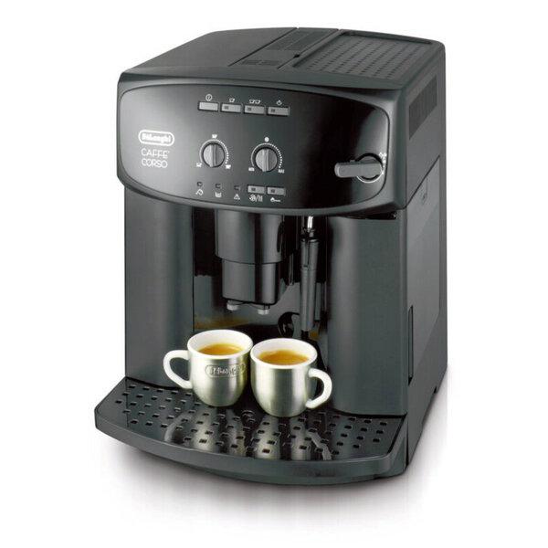 Кафеавтомат DeLonghi ESAM 2600 , 1350 Вата, 15 Bar, Кафеавтомат