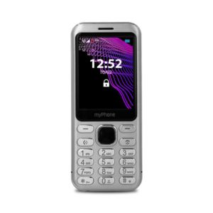 Мобилен телефон myPhone MAESTRO DUAL SIM SILVER