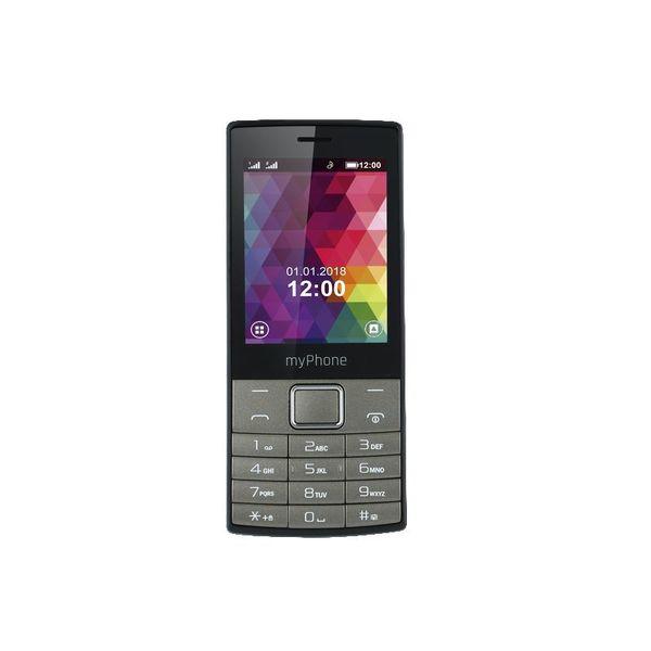 Мобилен телефон myPhone 7300 DUAL SIM BLACK