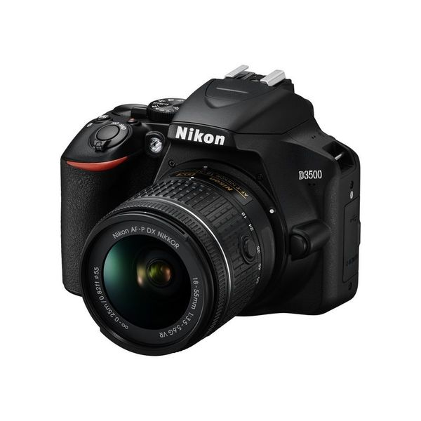 Фотоапарат Nikon D-3500 + AF-P 18-55VR