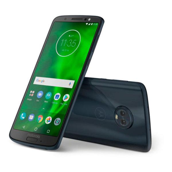 Мобилен телефон Motorola MOTO G6 DS DEEP INDIGO