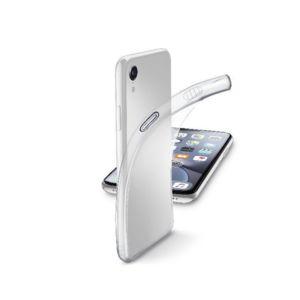 Калъф за смартфон Cellularline FINE iPhone Xr ПРОЗРАЧЕН