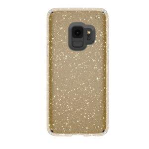 Калъф за смартфон Speck SAMSUNG GALAXY S9 GOLD GLITTER 109511-5636