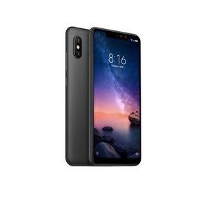Мобилен телефон Xiaomi REDMI NOTE 6 PRO 64/4 DS BLACK MZB6893EU