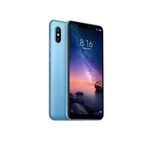 Мобилен телефон Xiaomi REDMI NOTE 6 PRO 64/4 DS BLUE MZB6894EU