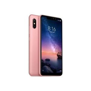 Мобилен телефон Xiaomi REDMI NOTE 6 PRO 64/4 DS ROSE GOLD MZB6895EU