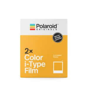 Аксесоар фото Polaroid Color Film for i-Type - Двоен пакет 004836