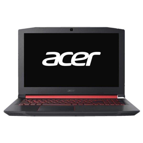 Ноутбук ACER NITRO 5 AN515-52-73K9 NH.Q3XEX.025 , 1000GB HDD+256GB SSD , 15.60 , 16 , Intel Core i7-8750H HEXA CORE , NVIDIA GeForce GTX 1060 6GB , Без OS