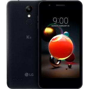Мобилен телефон LG K9 DS BLACK