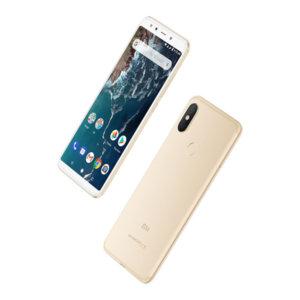 Мобилен телефон Xiaomi MI A2 DS GOLD 32/4 MZB6466EU