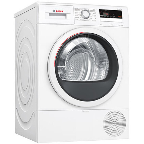 Сушилня Bosch WTR85V10BY *** , 8 kg, A++ , Бял