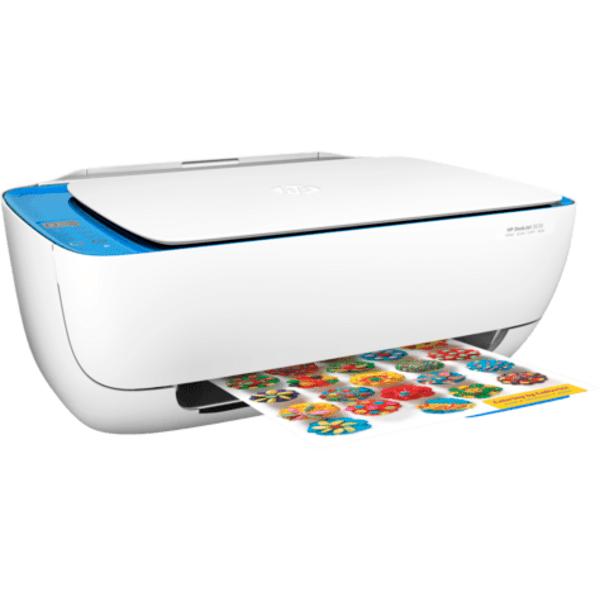 Мастиленоструен принтер HP DESKJET 3639 F5S43B 3 IN 1 , Мастиленоструен