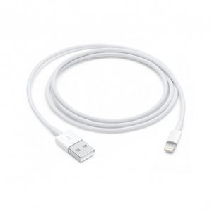 Кабел Apple LIGHTNING TO USB CABLE (1M) MQUE2ZM/A
