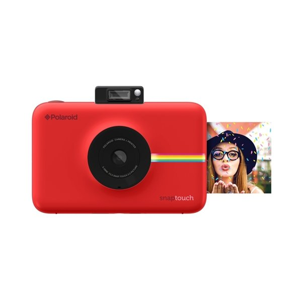 Фотоапарат Polaroid SNAP TOUCH - RED POLSTR
