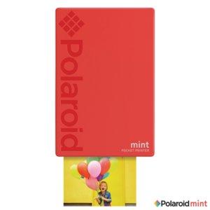 Принтер Polaroid MINT - RED POLMP02R