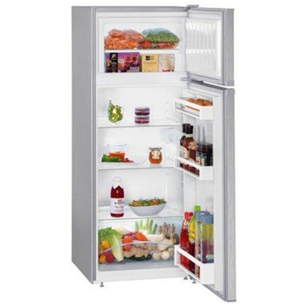 Хладилник с горна камера Liebherr CTEL 2531*** , 233 l, A++ , Инокс , Статична